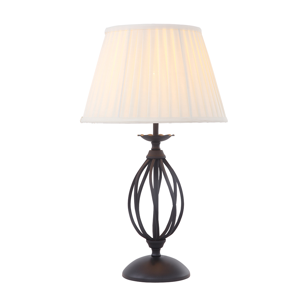 Artisan 1lt Table Lamp Black