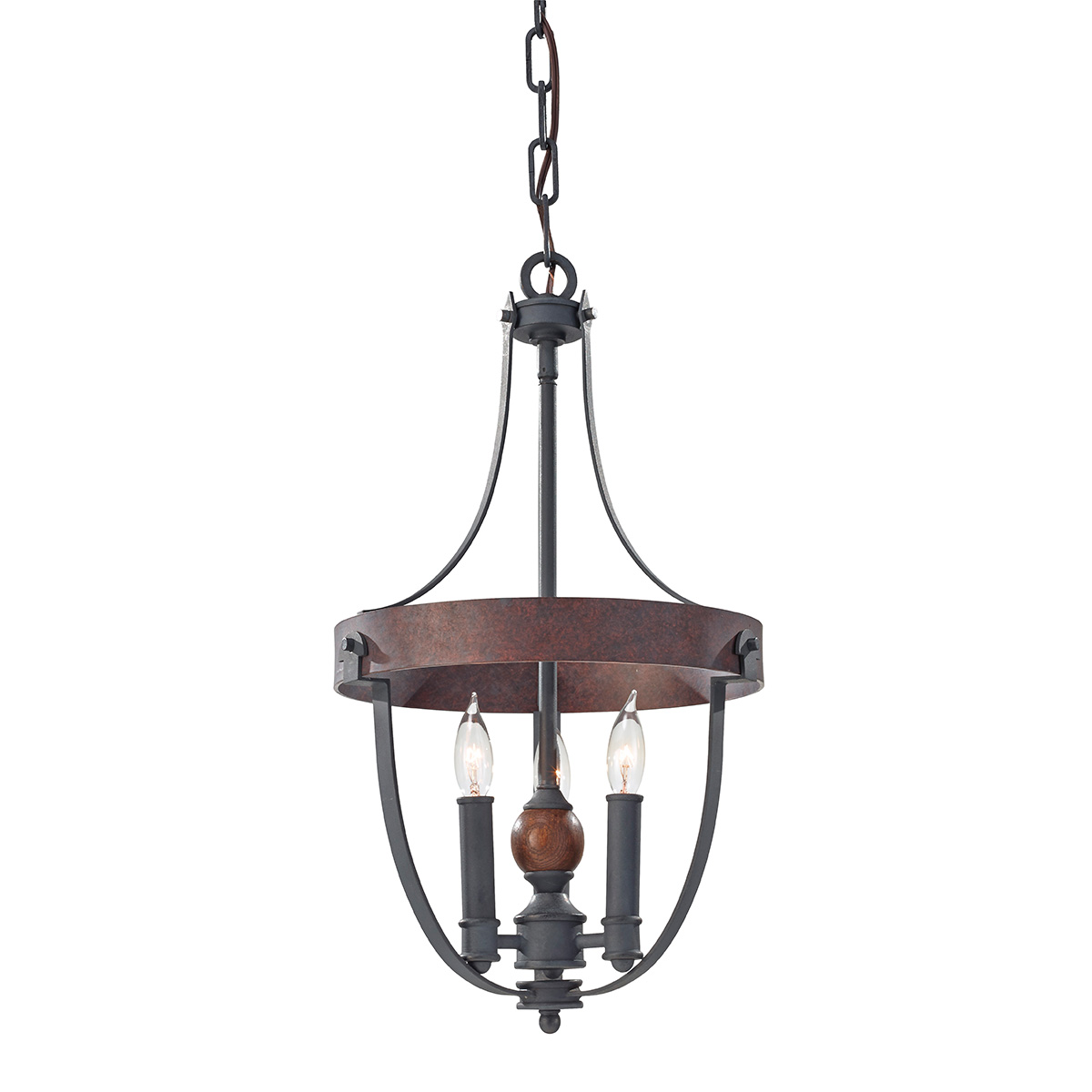 Alston 3lt Chandelier