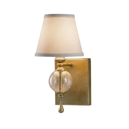 Argento 1lt Wall Light