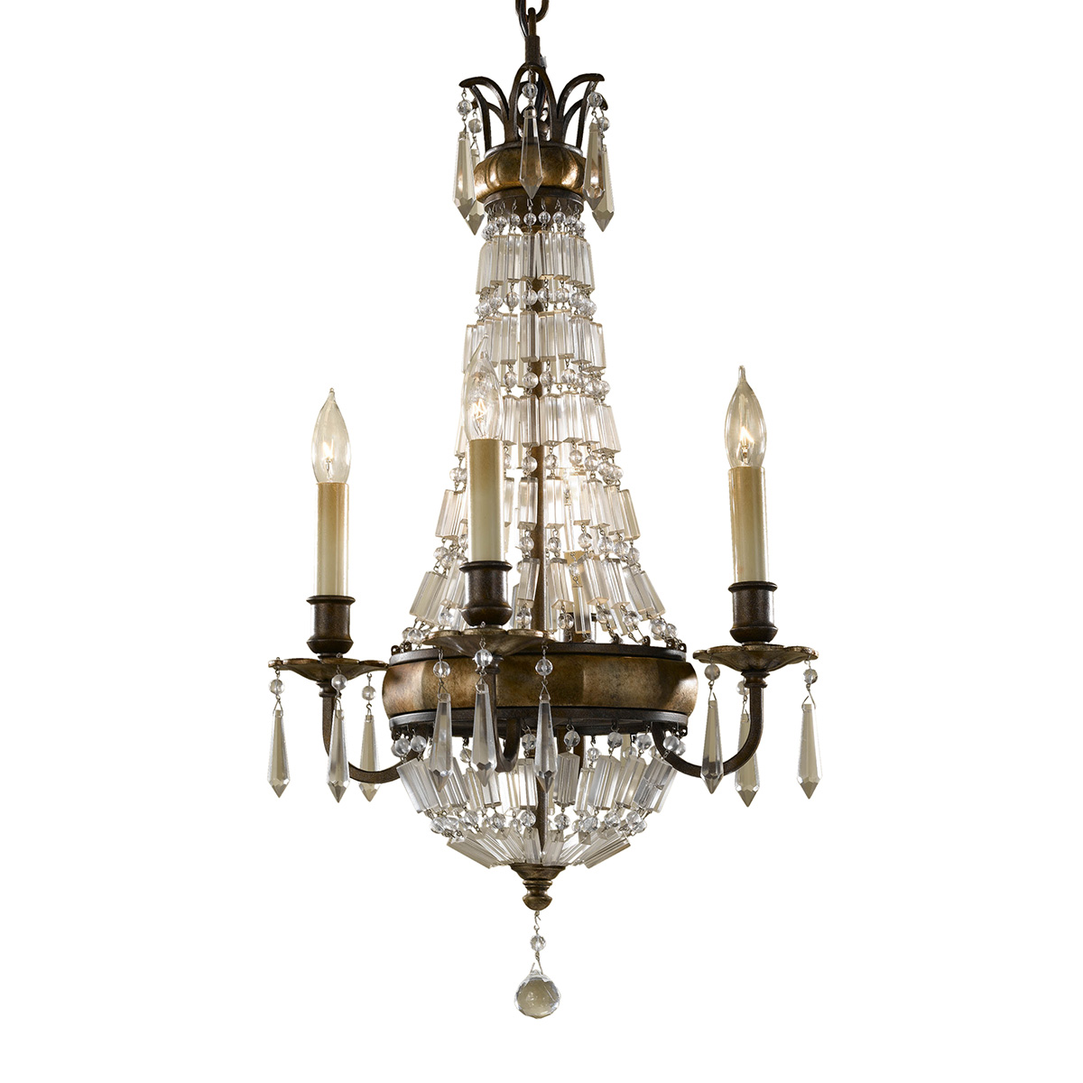 Bellini 4lt Chandelier