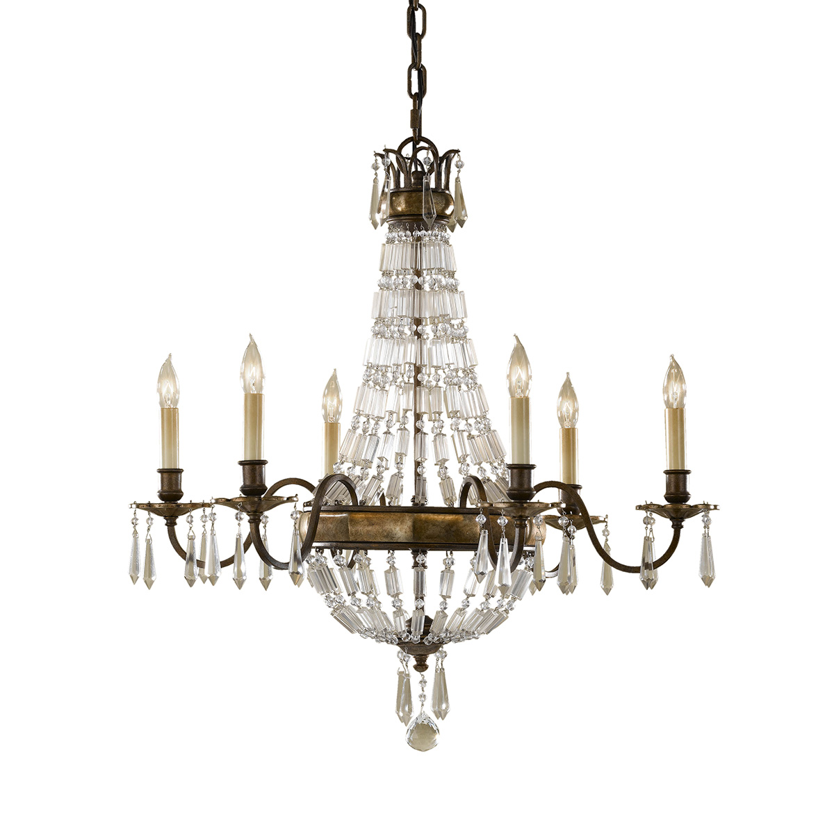 Bellini 6lt Chandelier