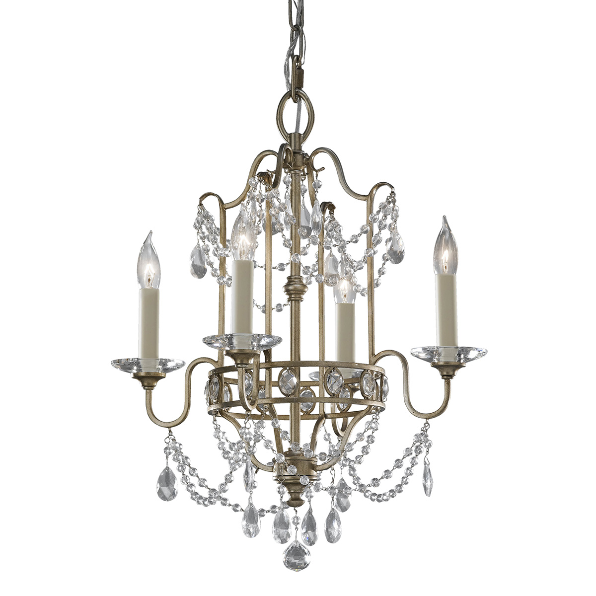 Gianna 4lt Chandelier