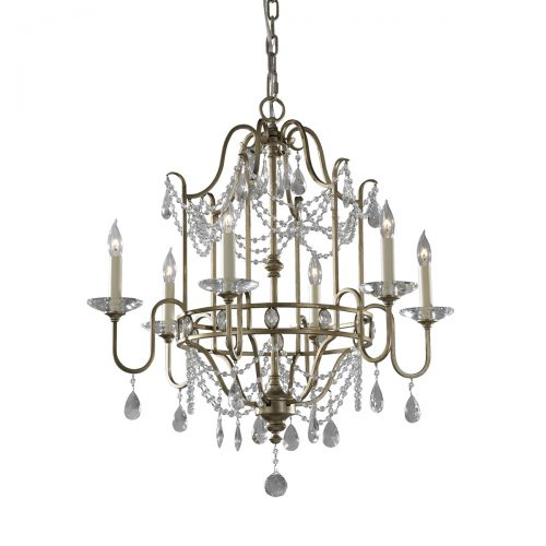 Gianna 6lt Chandelier