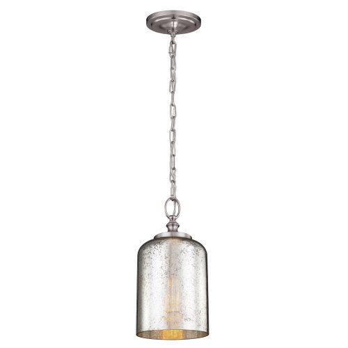 Hounslow Mini Pendant Brushed Steel