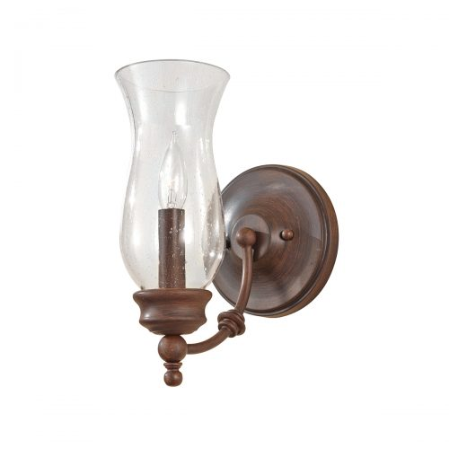 Pickering Lane 1lt Wall Light