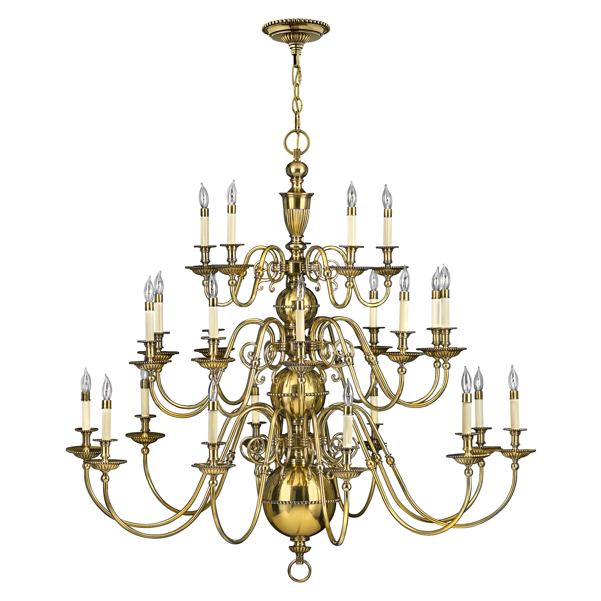 Cambridge 25lt Chandelier