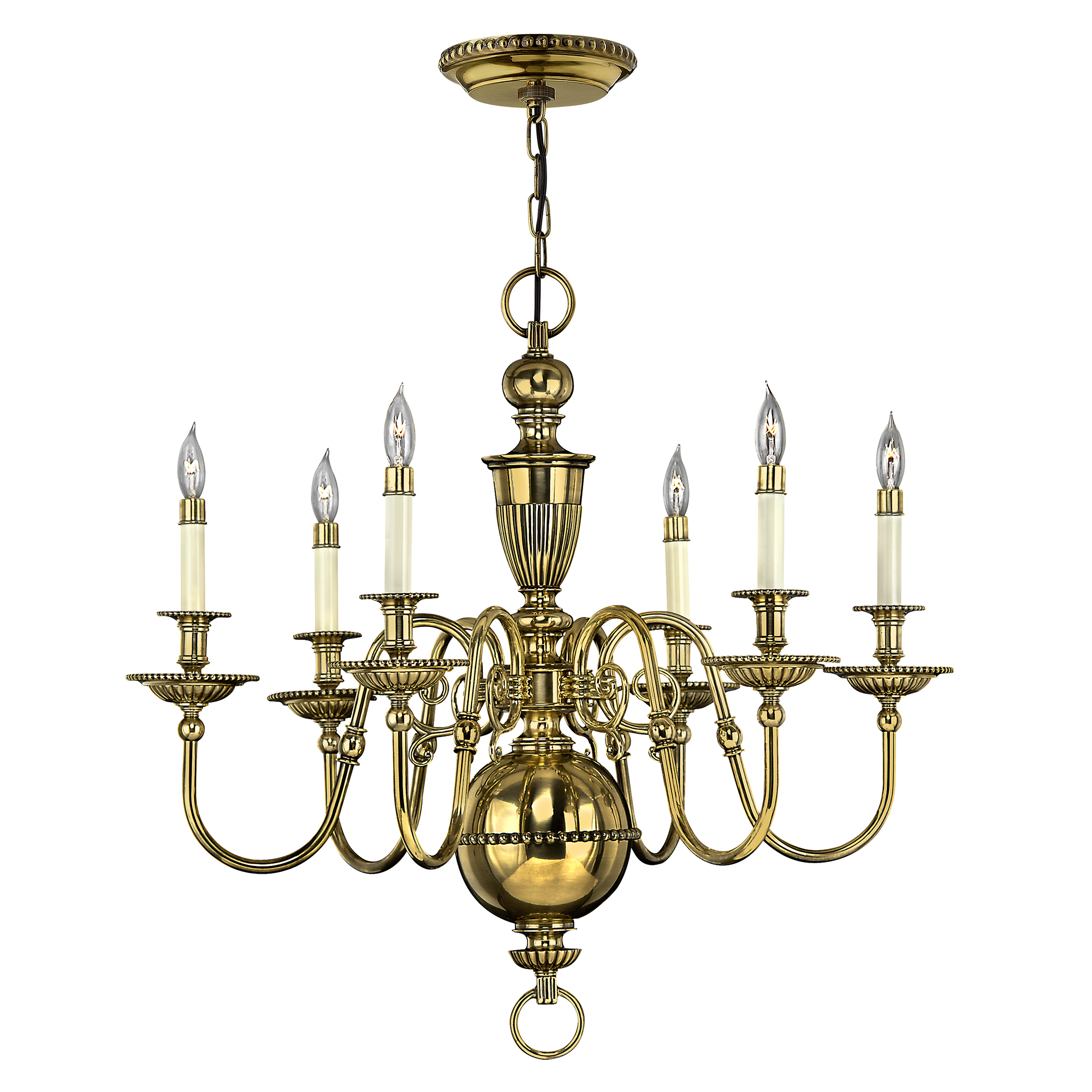Cambridge 6lt Chandelier