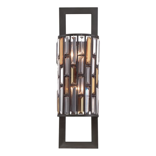Gemma 2lt Wall Light Vintage Bronze