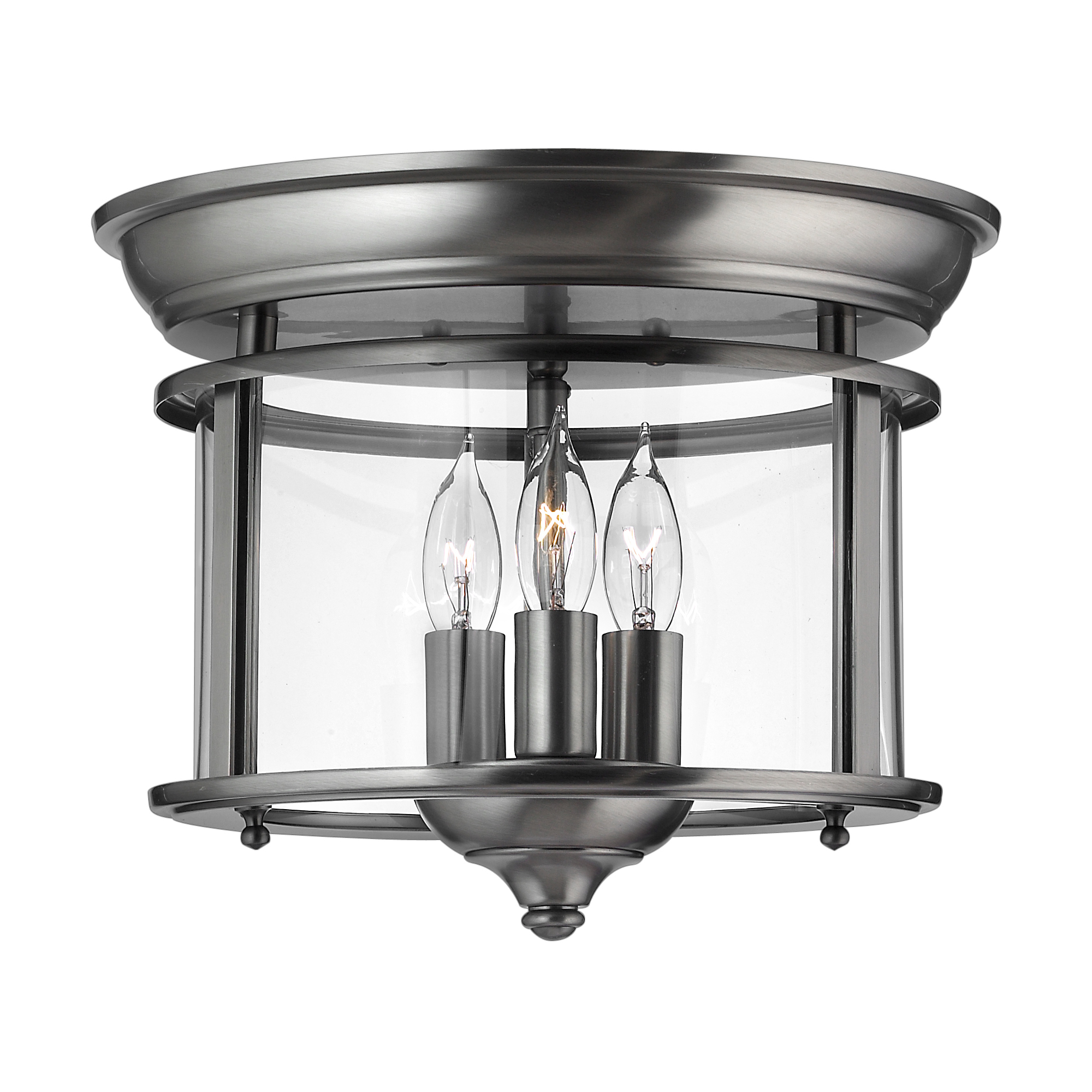 Gentry Flush Mount Pewter