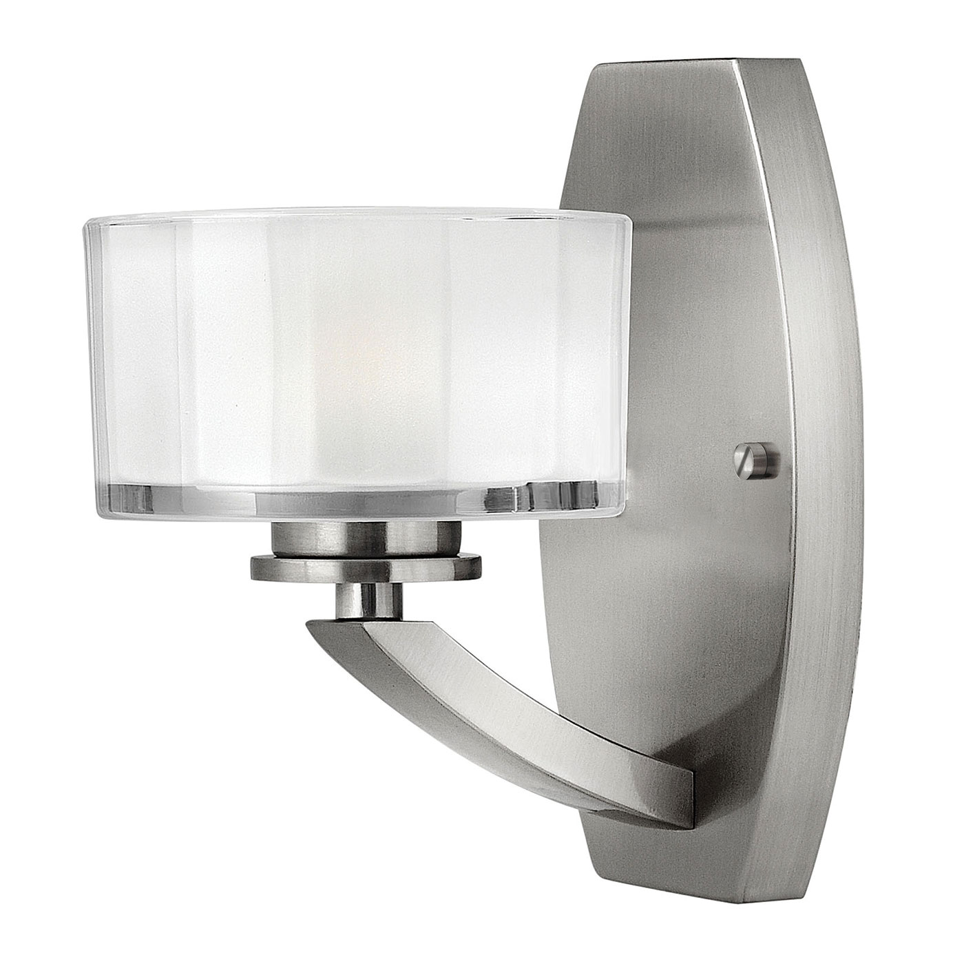 Merdian 1lt Wall Light