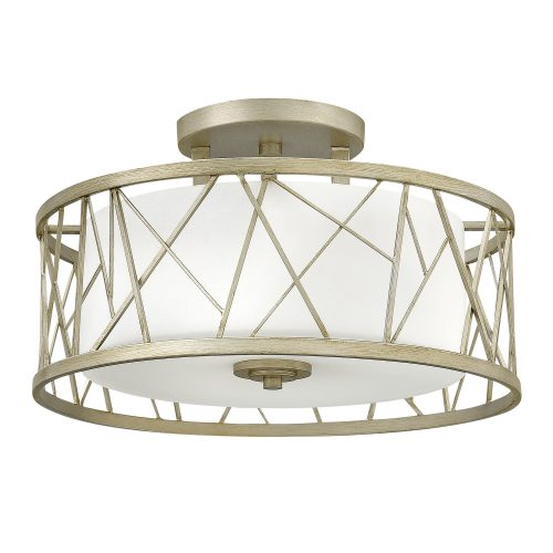 Nest Semi Flush