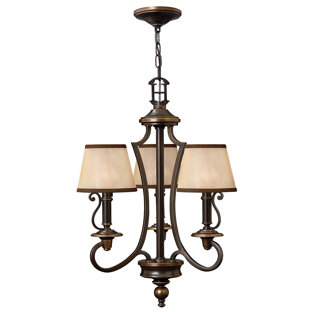 Plymouth 3lt Chandelier