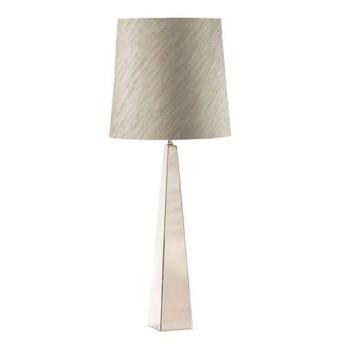 Ascent Table Lamp Polished Nickel