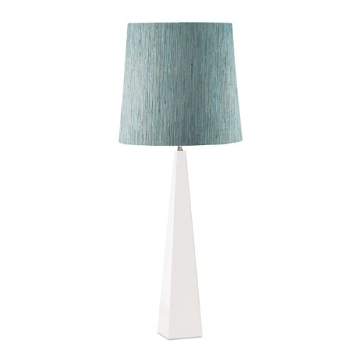 Ascent Table Lamp White