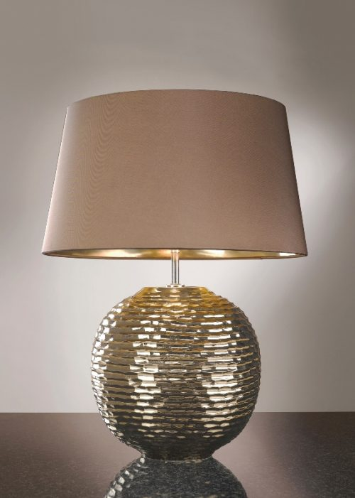 Caesar Gold Table Lamp