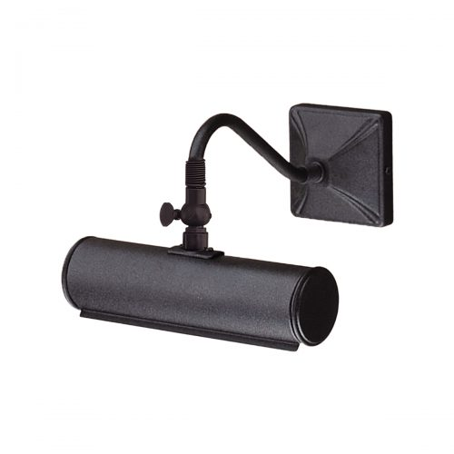 Picture Light 1lt Small Black