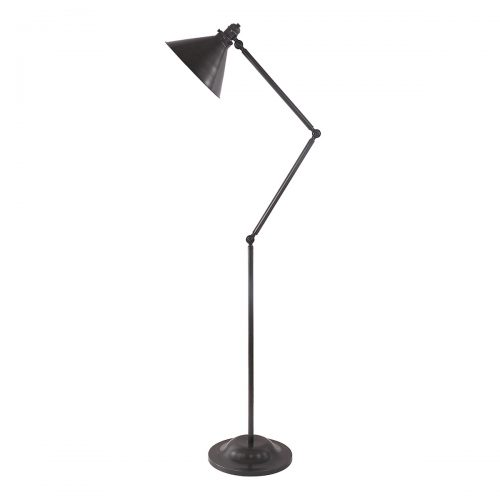 Provence 1lt Floor Lamp Old Bronze