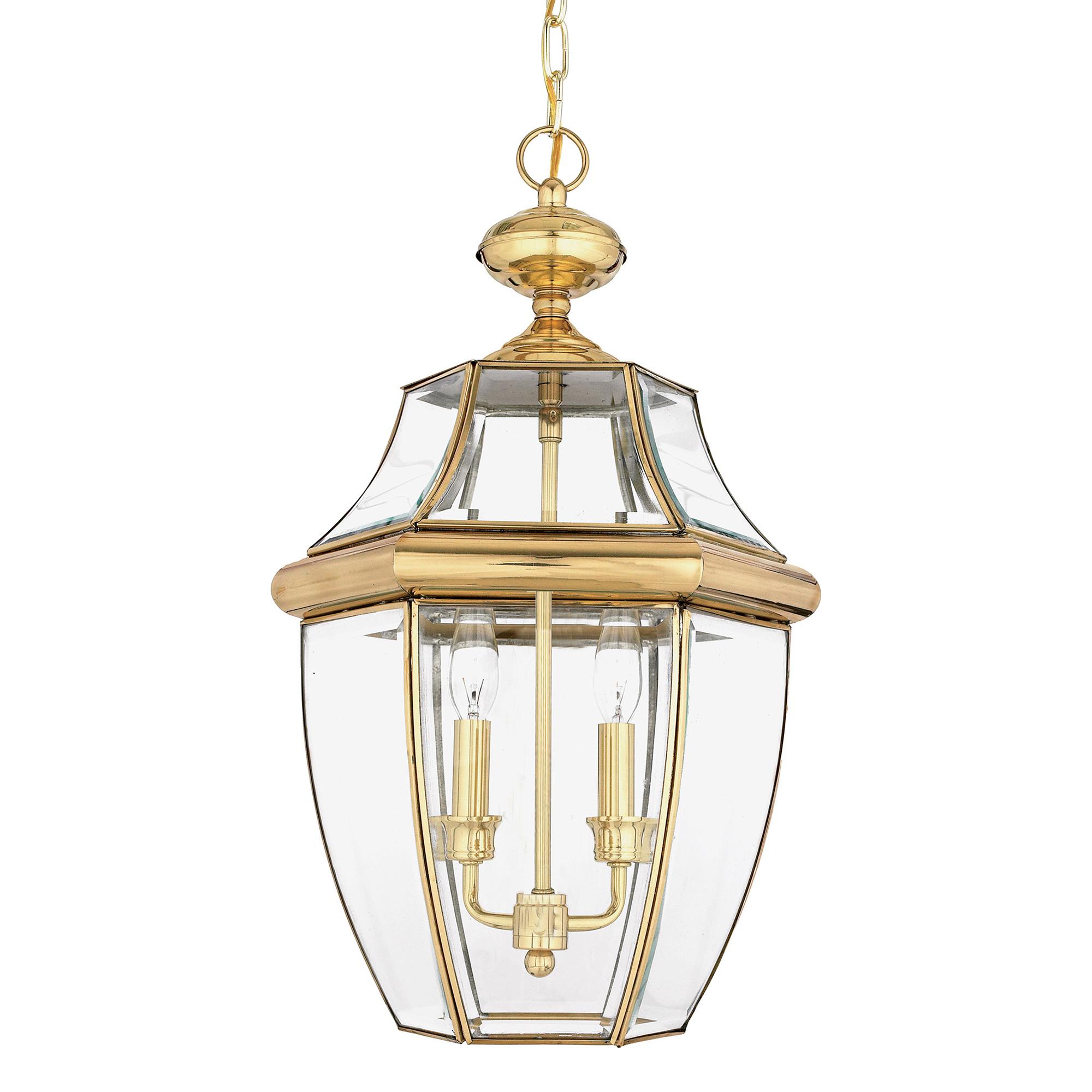 Newbury Large Chain Lantern