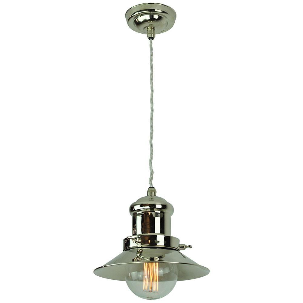 Small Edison 3 Light Pendant