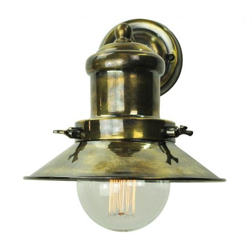 Edison Small single wall light