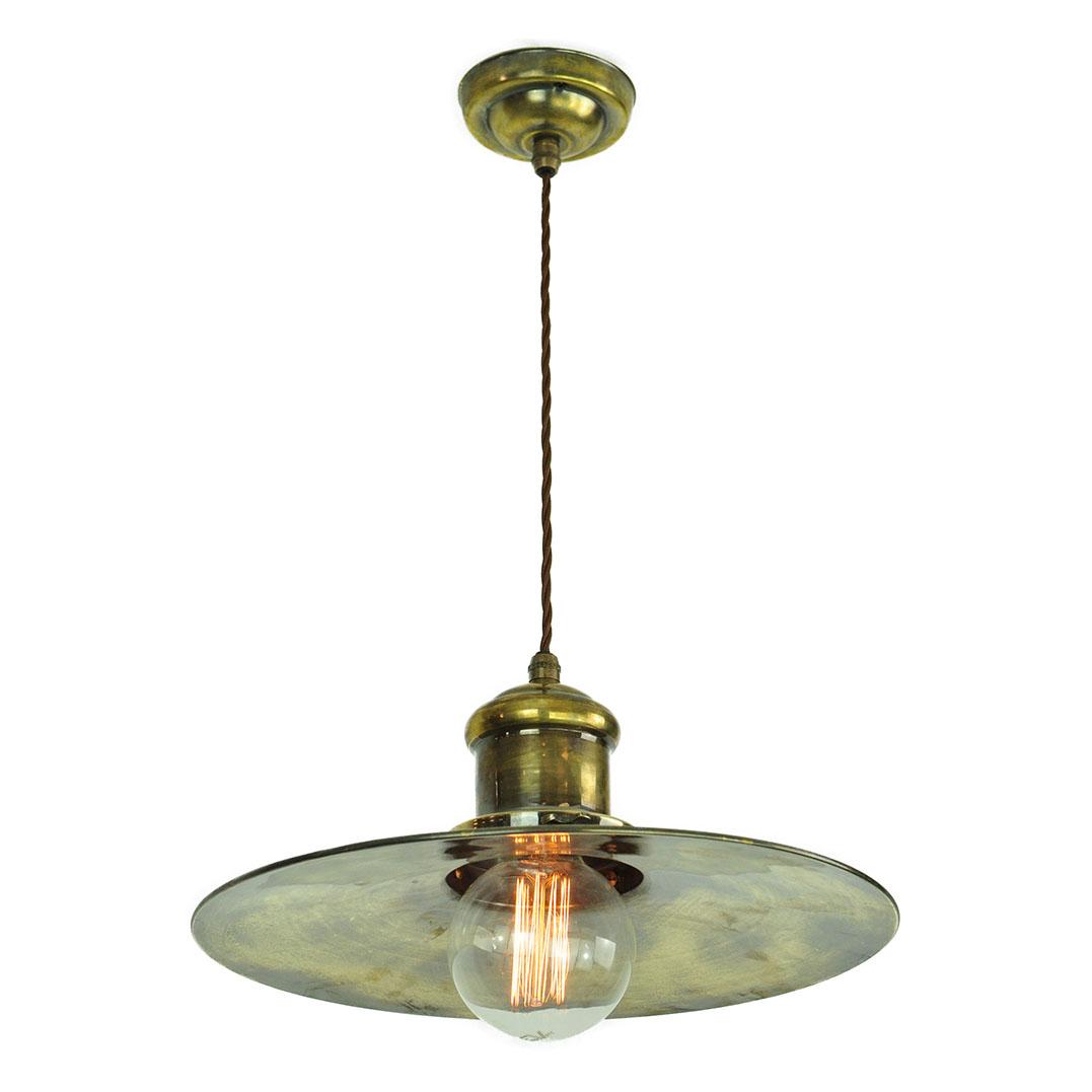 Edison Large single pendant