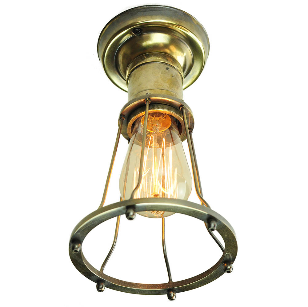 MARCONI Flush ceiling light
