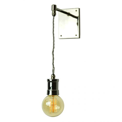 TOMMY Adjustable drop wall light
