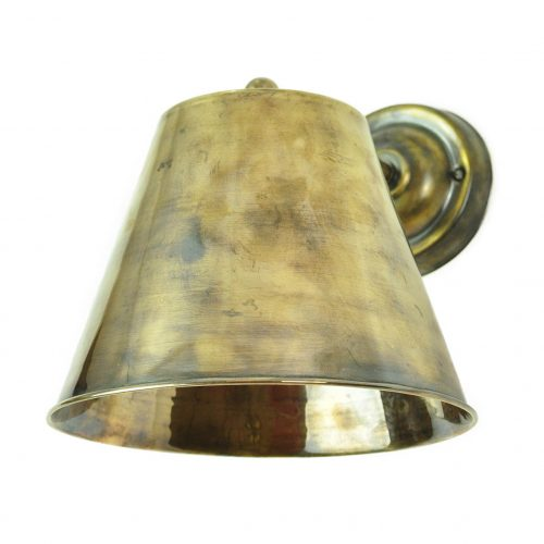 MAP ROOM Large wall light