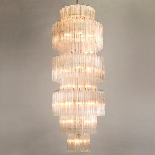 Lymington Chandelier - 8 Tiers