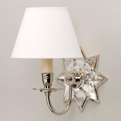 EU Polaris Star Wall Light