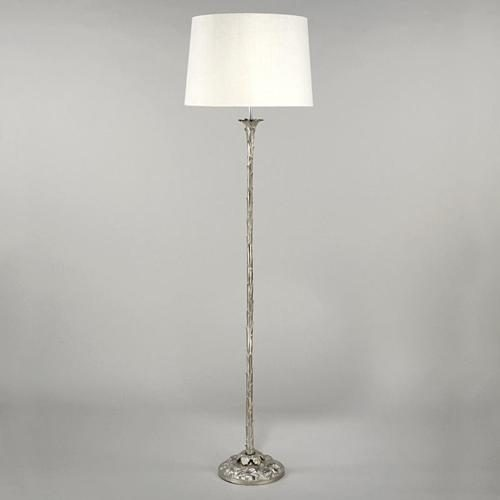 French Acanthus Floor Lamp