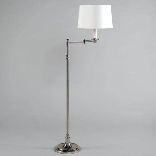 Sherborne Swing Arm Floor Lamp